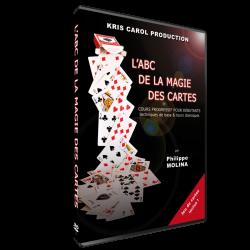 DVD ABC DE LA MAGIE DES CARTES