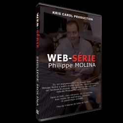 "DVD ""WEB-SÉRIE"" PHILIPPE..."