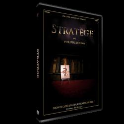 "DVD ""STRATÈGE"" DE PHILIPPE..."