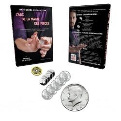DVD ABC DE LA MAGIE DES...