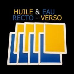 HUILE & EAU RECTO-VERSO