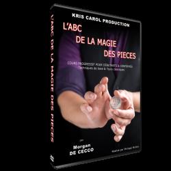 DVD ABC DE LA MAGIE DES PIÈCES