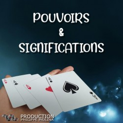 Pouvoirs & Significations